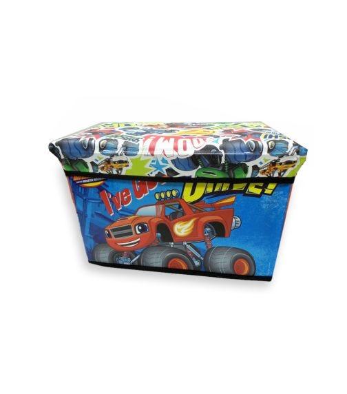 PAW PATROL Nickelodeon Boys Foldable Storage Box 40X25X25