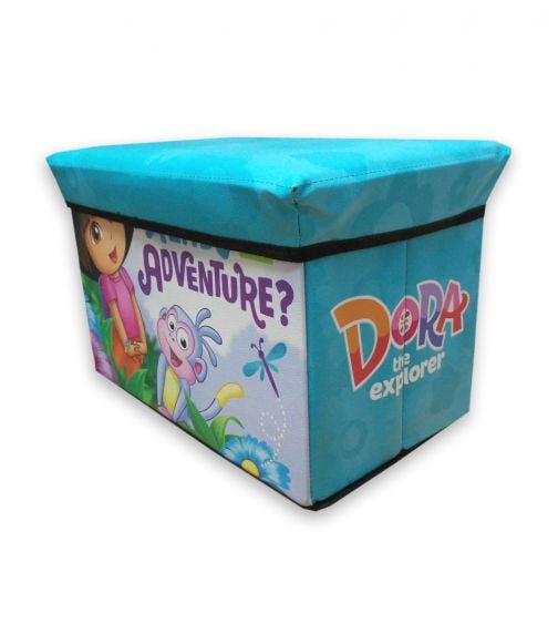 PAW PATROL Nickelodeon Girls Foldable Storage Box 40X25X25