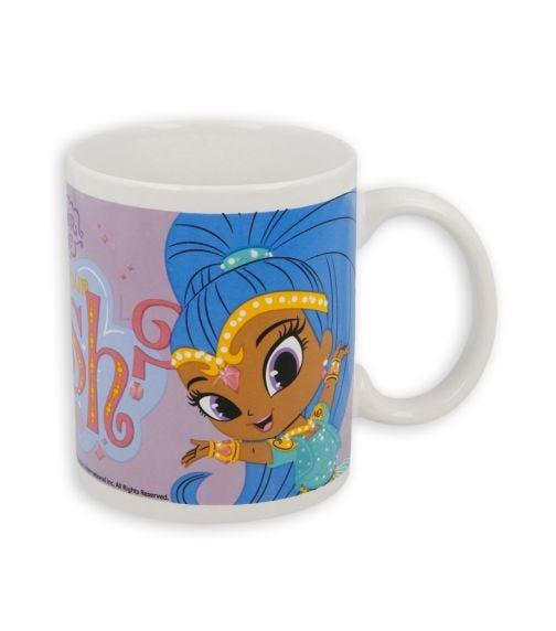 SHIMMER 'N SPARKLE Disney Shimmer & Shine Mug 11Oz