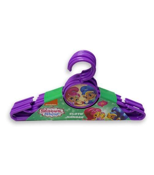 SHIMMER 'N SPARKLE Nickelodeon Cloth Hanger Round 6 Pieces Set