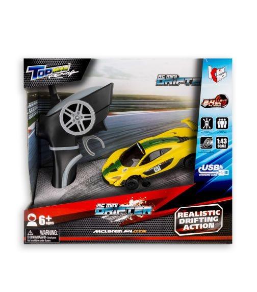 KIDZTECH 1:43 Micro Drifter McLaren P1 GTR