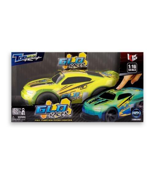 KIDZTECH 1:16 CARRERA RC Glo Racer - Battery Operated