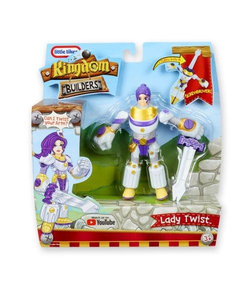 LITTLE TIKES Kingdom Builders Figure - Lady Twist
