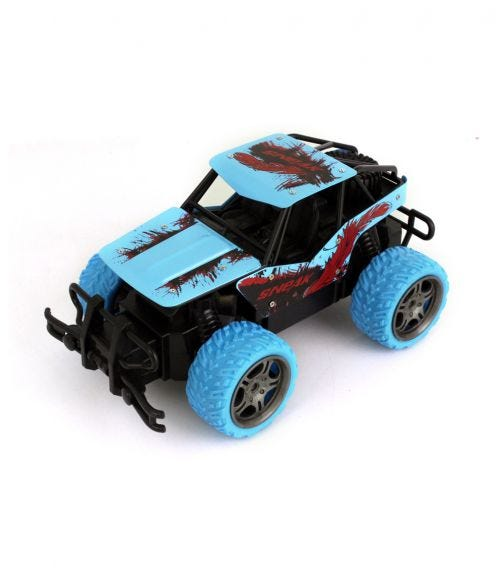 DPOWER 118 4Ch RC Car Metal With Charger