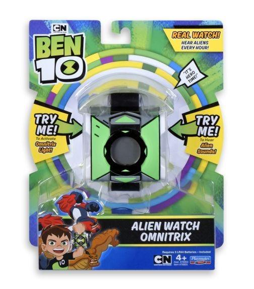 BEN 10 Alien Watch Omni-Trix Real Watch