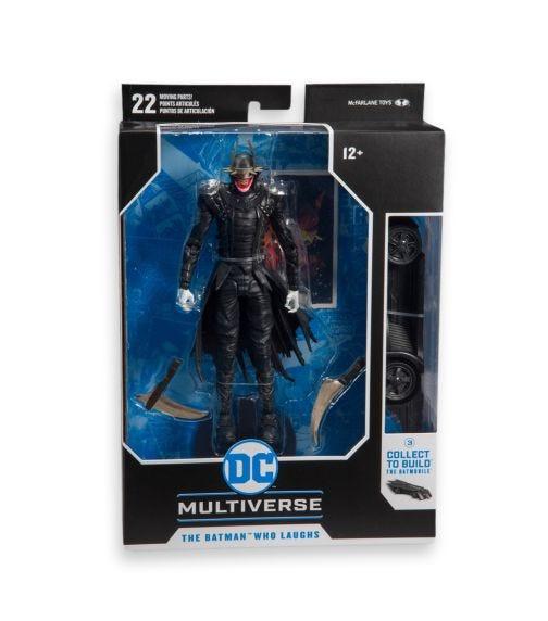 """DC COMICS 7"""" Action Figure WV1 - Batman Who Laughs"""