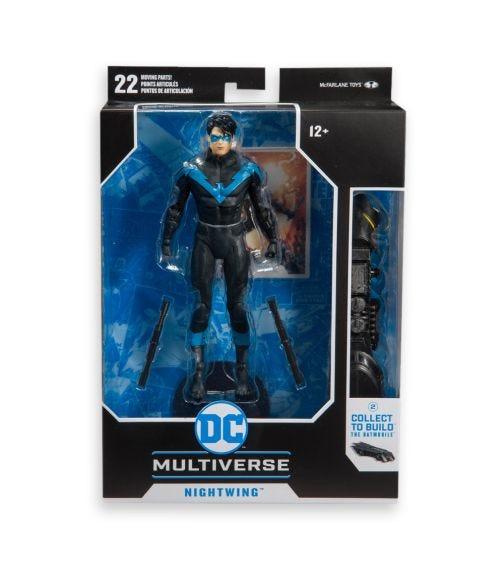 "DC COMICS 7"" Action Figure WV1 - Modern Nightwing"