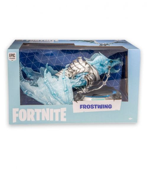 FORTNITE Glider Pack Frostwing