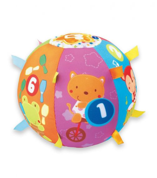 VTECH Lil Critters Roll & Discover Ball