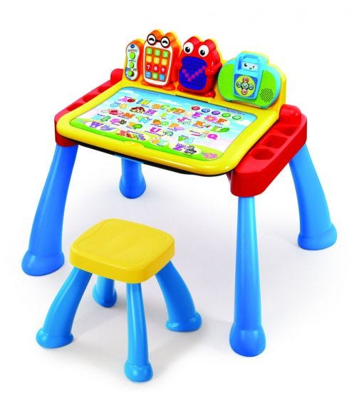VTECH Touch & Learn Activity Desk Deluxe (3-In1)