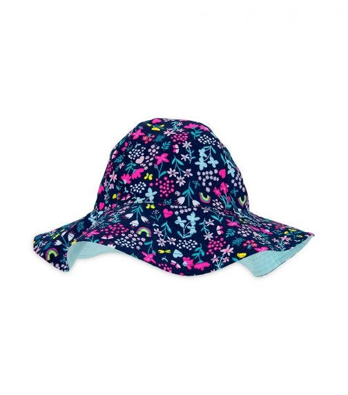 CARTER'S Floral Sun Hat