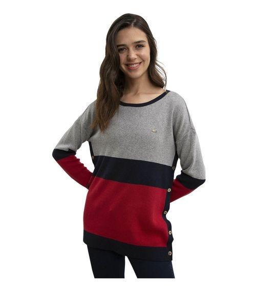 US POLO ASSN. - Logo Knitwear Multicolor