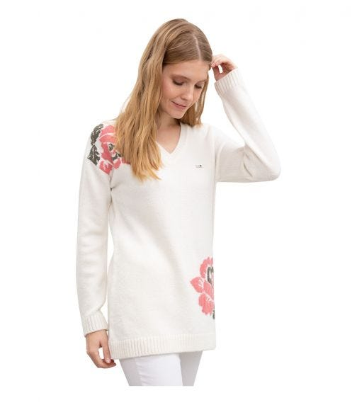 US POLO ASSN. - Classic Knitwear Off-White