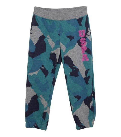 US POLO ASSN. - Printed Sweatpants