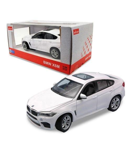 RASTAR 1:24 Diecast BMW X6M