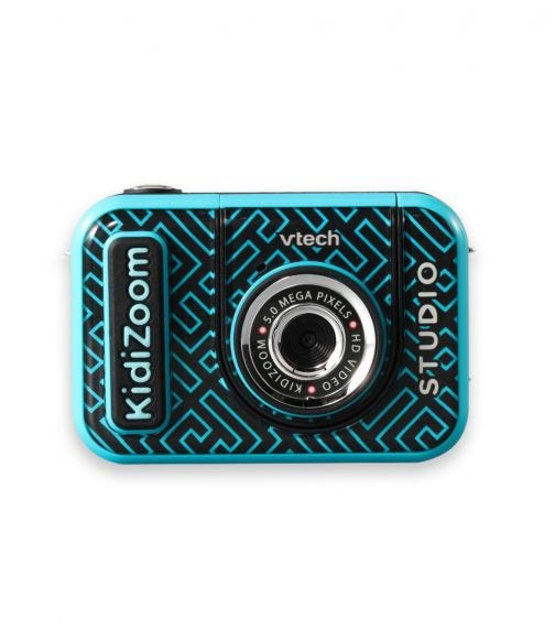 VTECH Kidizoom Vlogger Kit - Blue