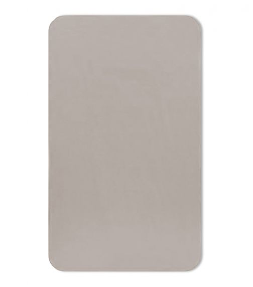 BABYHOOD Everyday Linen Collection Porta Cot Fitted Sheet