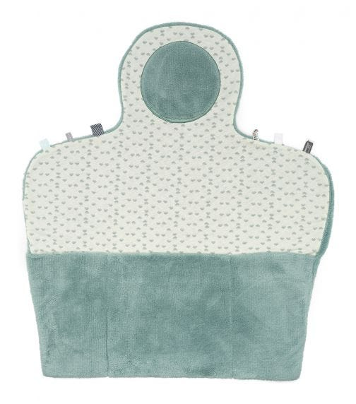 SNOOZEBABY Changing Pad Easy Changing Grey Mist
