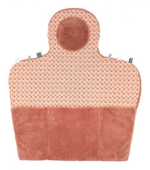 SNOOZEBABY Changing Pad Easy Changing Dusty Rose