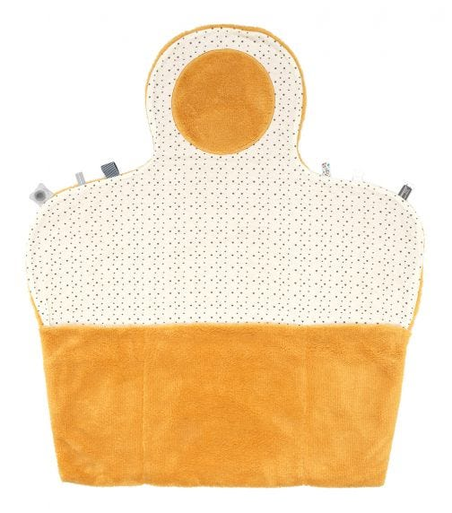 SNOOZEBABY Changing Pad Easy Changing Bumblebee
