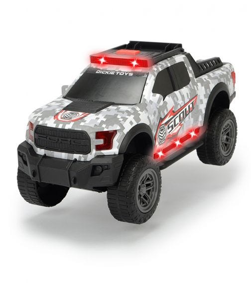 DICKIE Ford F150 Raptor Scout