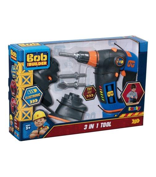BOB THE BUILDER 3 In 1