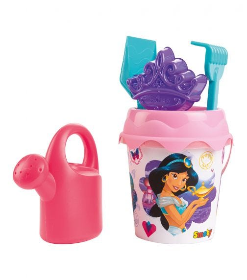 SMOBY Disney Princess (Medium) Garnished Bucket Box
