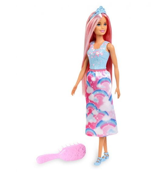 BARBIE Dreamtopia Non-Feature Hairplay Doll