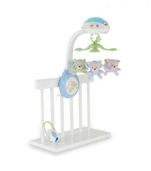 FISHER PRICE Core Butterfly Dreams 3In1 Projection Mobile