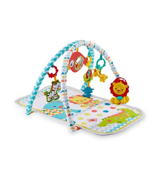 FISHER PRICE Colorful Carnival 3In1 Musical Activity Gym