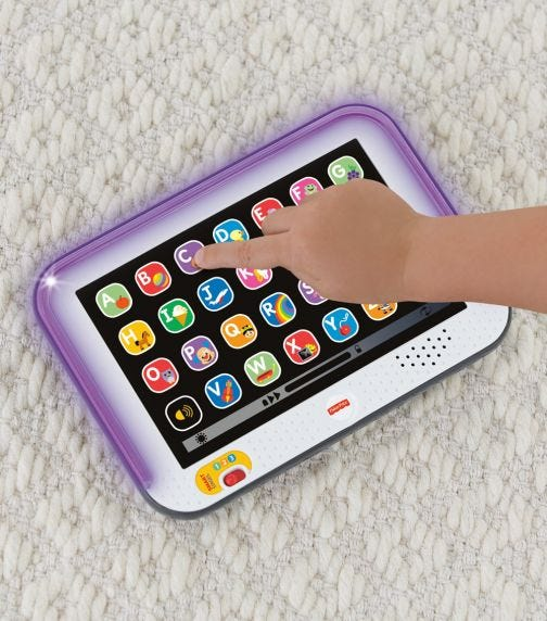 FISHER PRICE Laugh & Learn Smart Stages Tablet