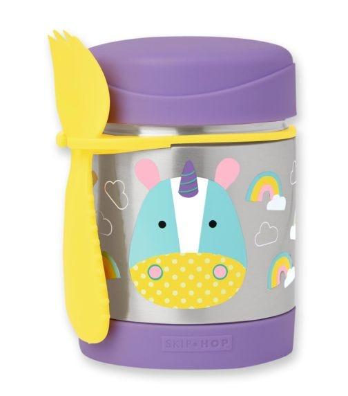 SKIP HOP Zoo Food Jar Unicorn