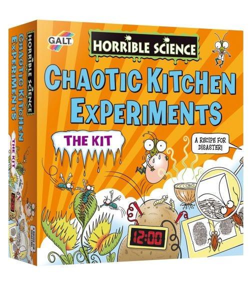 GALT Chaotic Kitchen Experiments