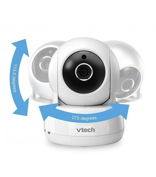 VTECH HD Pan & Tilt Camera With Remote Access