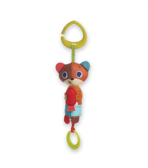 TINY LOVE Isaac The Bear Wind Chime Into The Forest