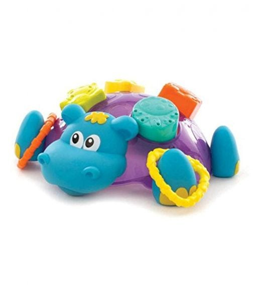PLAYGRO Sort N Stack Floating Hippo