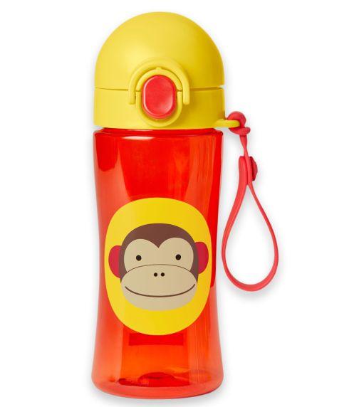 SKIP HOP Zoo Sport Bottle Monkey