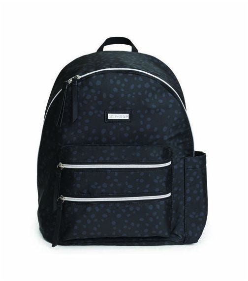 SKIP HOP Carrington Diaper Backpack Tonal Leaflet