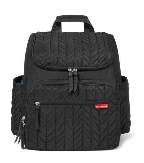 SKIP HOP Forma Backpack Jet Black