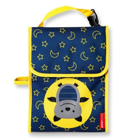 SKIP HOP Zoo Lunch Bag Bat
