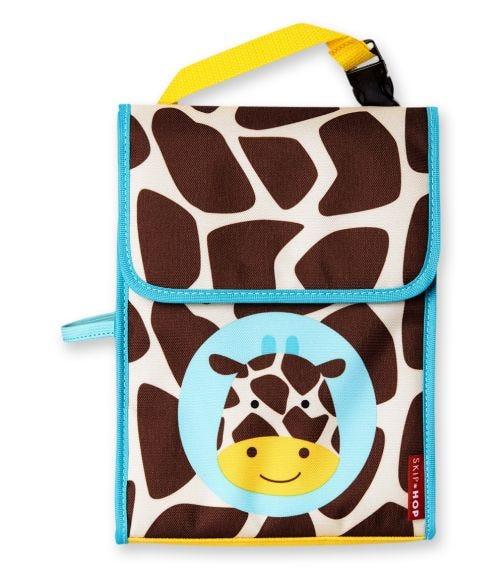 SKIP HOP Zoo Lunch Bag Giraffe
