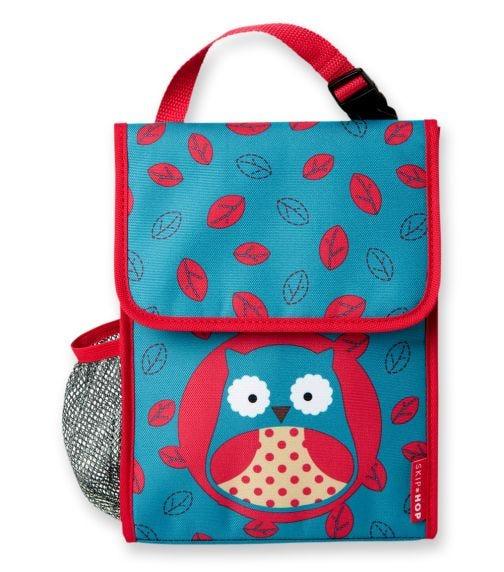 SKIP HOP Zoo Lunch Bag Owl
