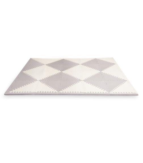SKIP HOP Playspot Geo Floor Tiles Grey & Cream