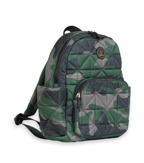 TWELVELITTLE Kids Companion Backpack School Bag Camouflage