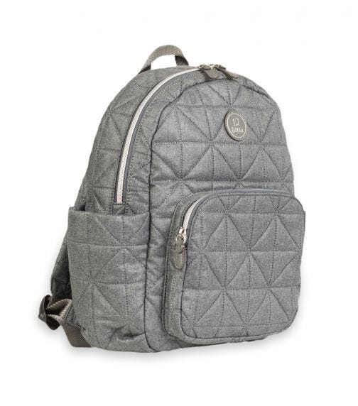 TWELVELITTLE Kids Companion Backpack School Bag Denim