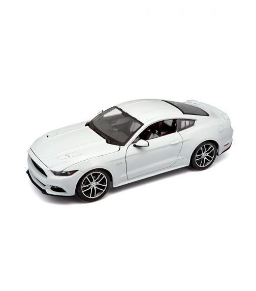 MAISTO 1:18 Scale Exford Mustang (Blue)