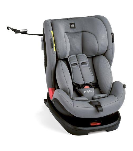CAM - Scudo Car Seat - Grey