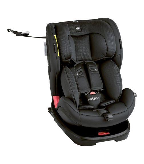 CAM - Scudo Car Seat - Black