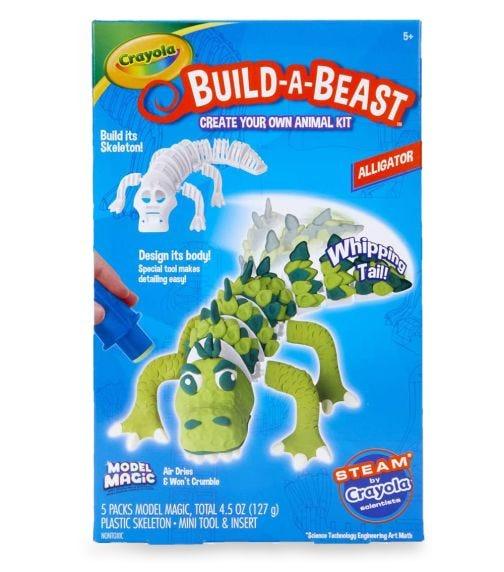 CRAYOLA Build-A-Beast Gator