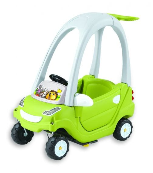 CHING CHING Smart Coupe